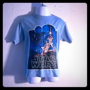 1977 Star Wars child's t shirt
